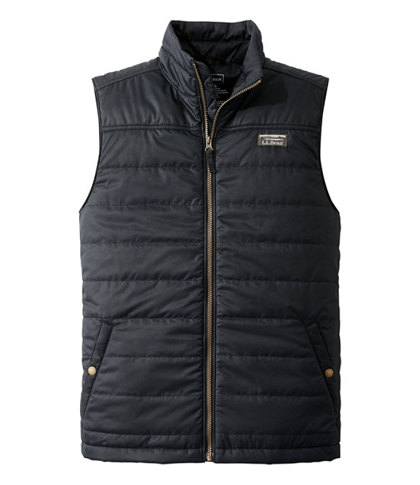 Mountain Classic Puffer Vest, Black, large image number 0