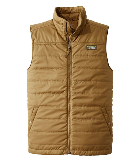 Mountain Classic Puffer Vest, Fatigue Green, large image number 0
