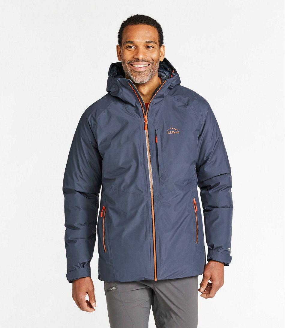 Men's Waterproof Ultralight Down Jacket