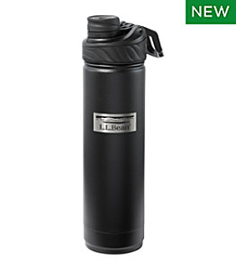 L.L.Bean Canteen Insulated Water Bottle, 26 oz.