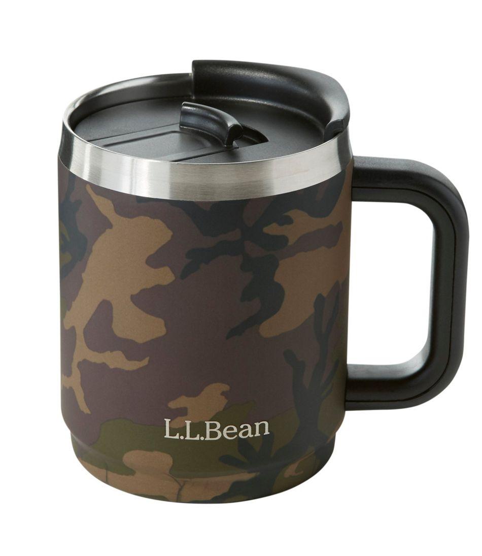 L.L.Bean Double-Wall Camp Mug, 14 oz.