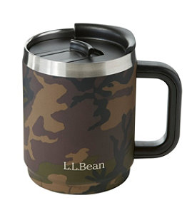 L.L.Bean Double-Wall Camp Mug, 14 oz.