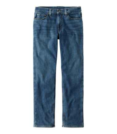 Men's BeanFlex Jeans, Standard Fit, Fleece-Lined