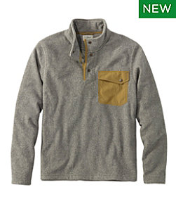 Men's Allagash Fleece Henley