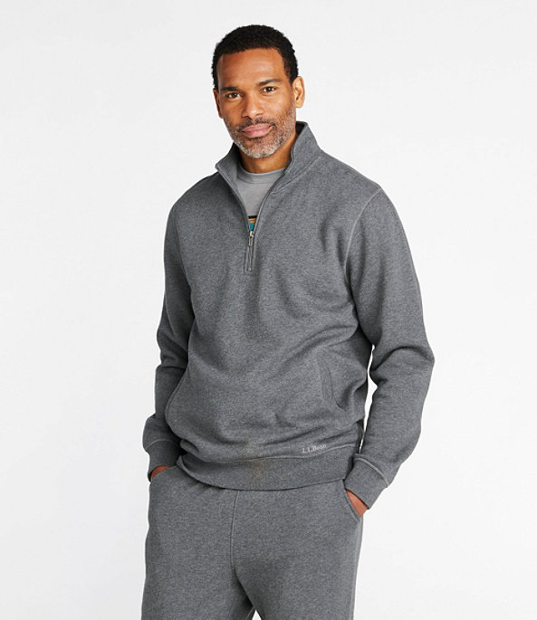 Athletic Sweat Quarter Zip, , large image number 1