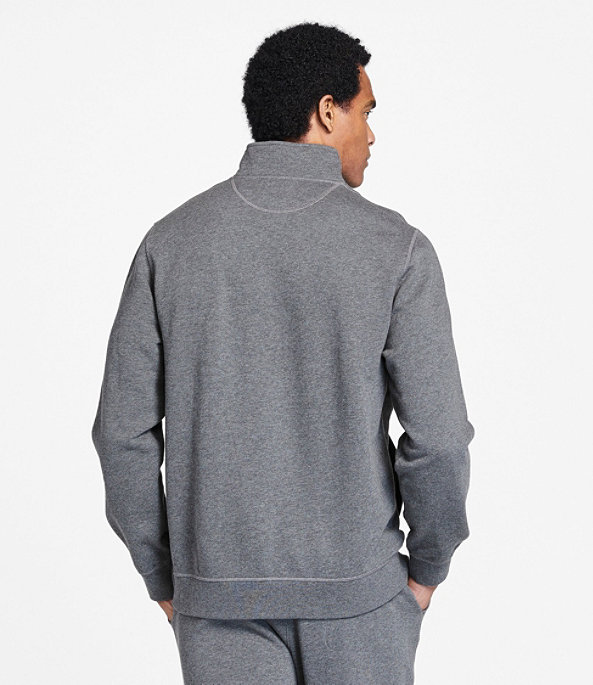 Athletic Sweat Quarter Zip, , large image number 2