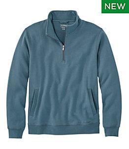 Men's Athletic Sweats, Quarter-Zip Pullover