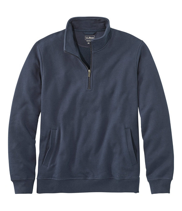 Athletic Sweat Quarter Zip, , large image number 0