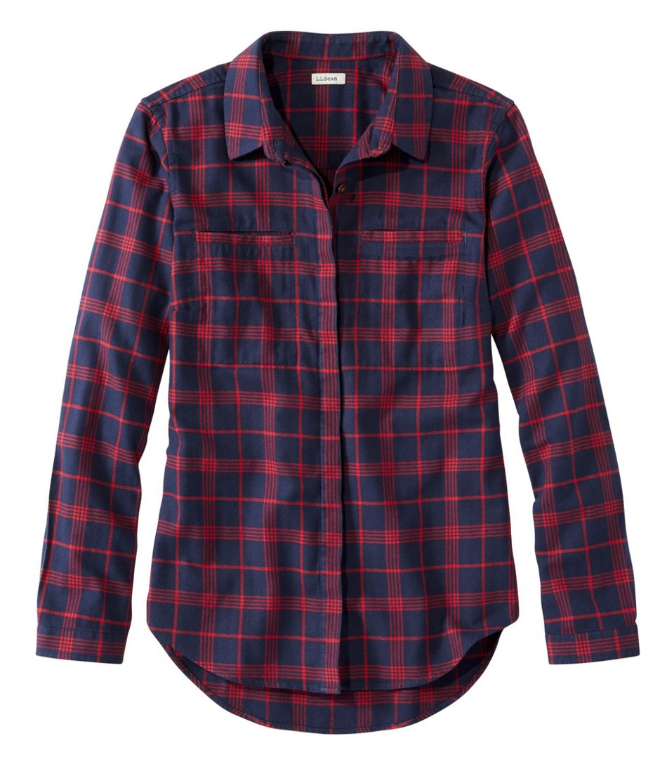 Women's Wicked Good Flannel Shirt