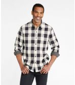 Men's Wicked Warm Organic Cotton Shirt, Long-Sleeve, Slightly Fitted