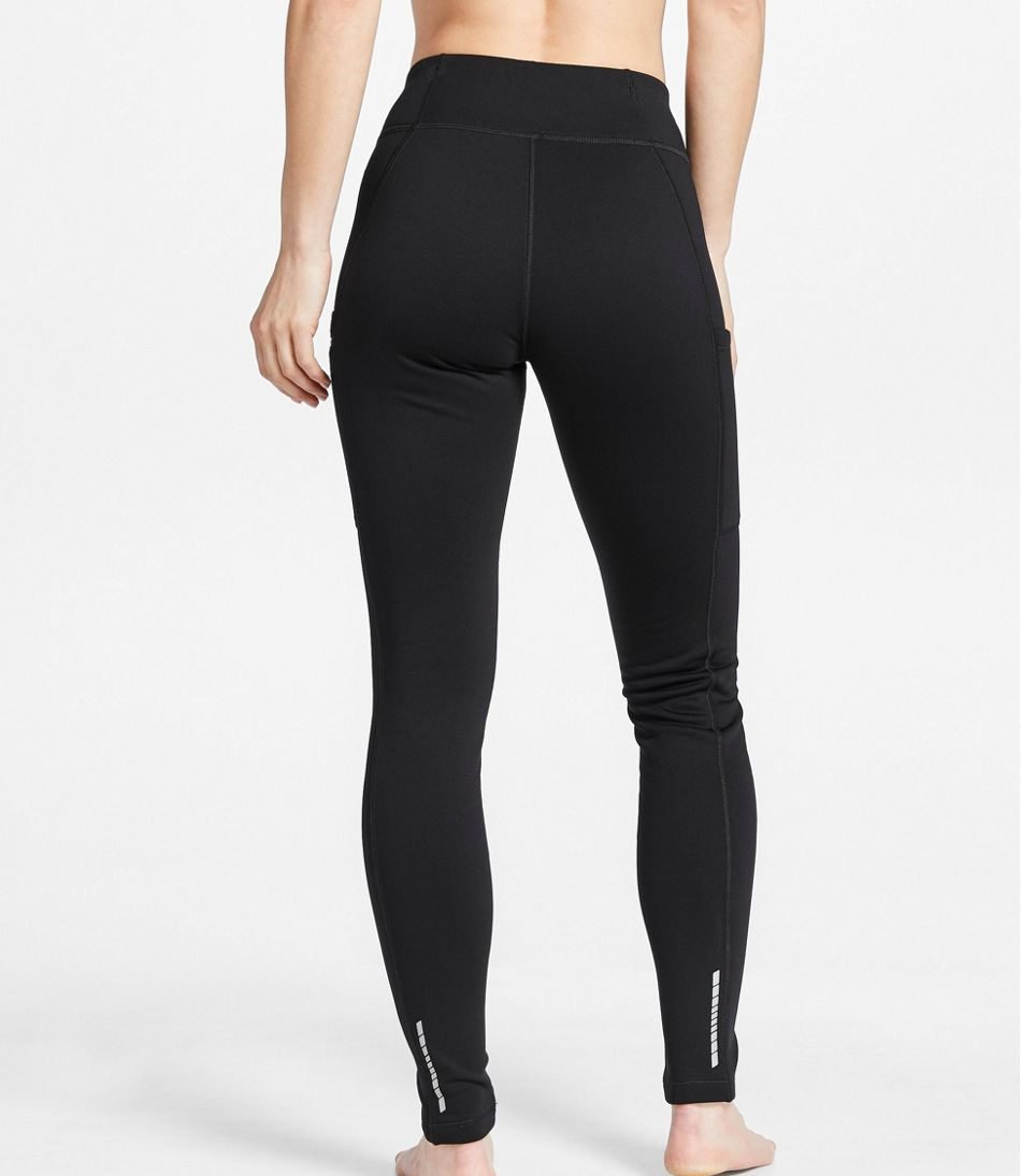 Women's Primaloft ThermaStretch Fleece Pocket Tights
