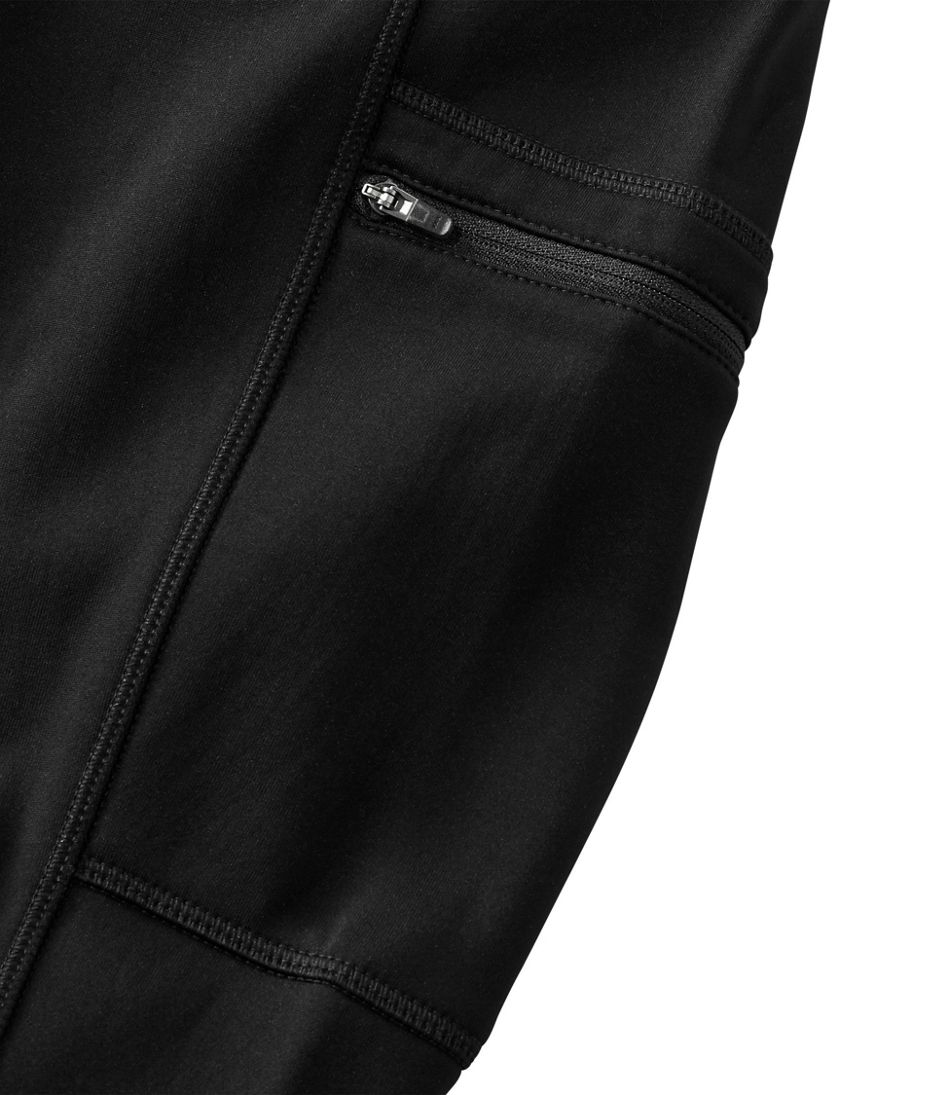 Women's Primaloft ThermaStretch Fleece Pocket Tights
