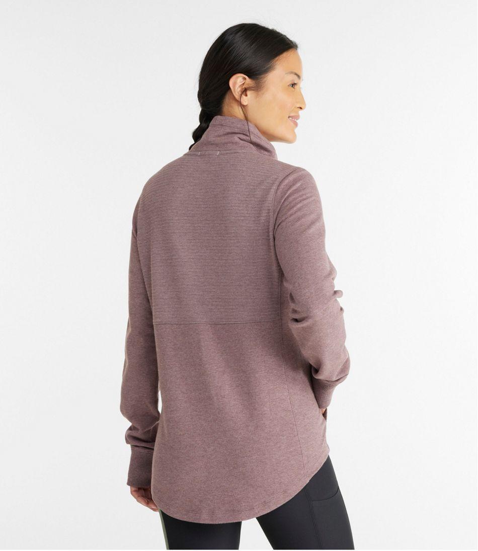 Women's L.L.Bean Cozy Mixed-Knit Pullover
