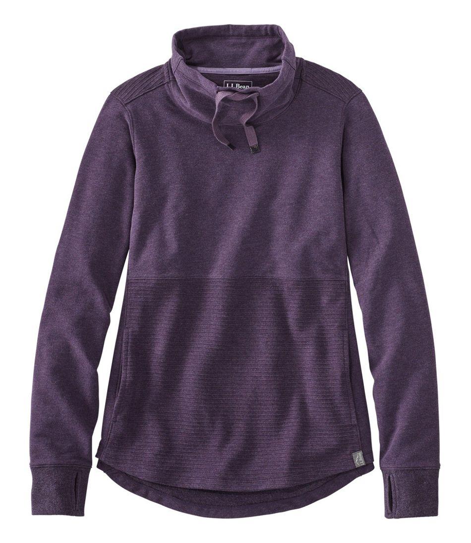 Women's L.L.Bean Cozy Mixed Pullover