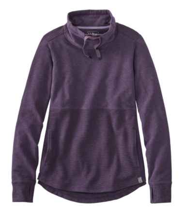 Women's L.L.Bean Cozy Mixed Pullover