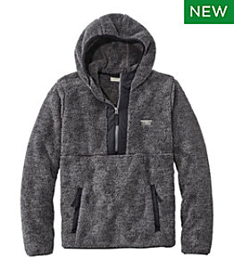 Men's L.L.Bean Hi-Pile Fleece Hoodie