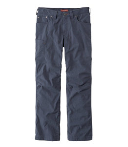 Men's Riverton Pants with Stretch, Lined