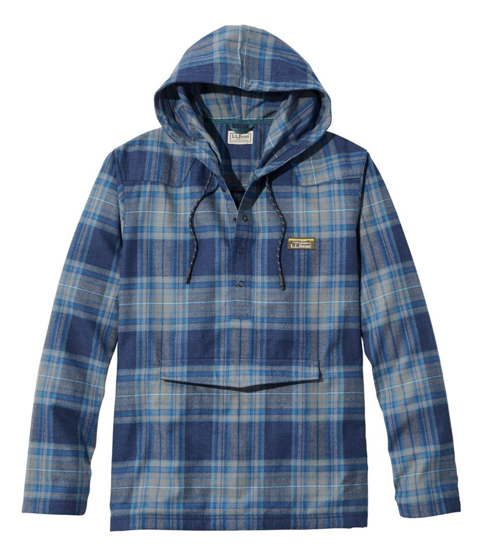 Men's Overland Performance Flannel Anorak