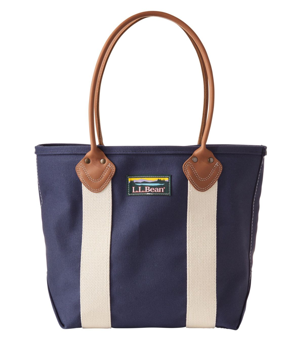 Leather-Handle Katahdin Boat and Tote