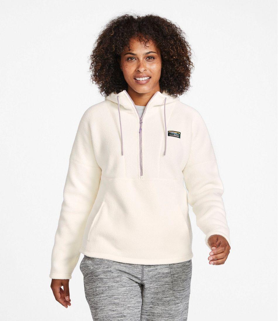 Women's Katahdin Fleece Half-Zip Hoodie