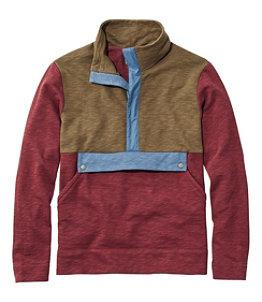 Men's Signature Vintage Pullover Sweatshirt, Colorblock