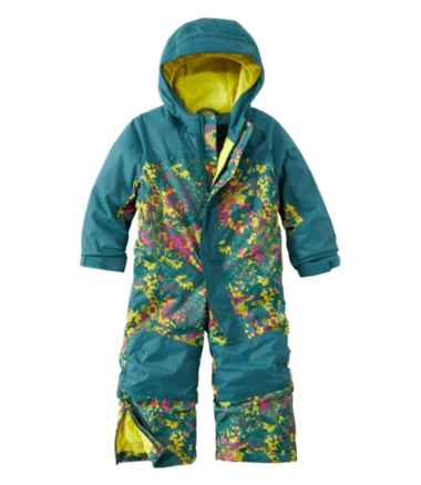 Infants' and Toddlers' Cold Buster Snowsuit, Print