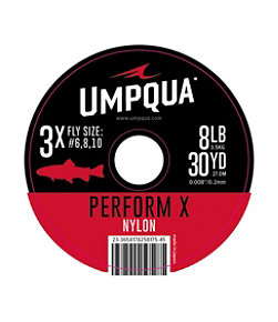 Umpqua Perform X Trout Nylon Tippet 30 Yards