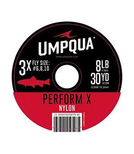 Umpqua Perform X Trout Nylon Tippet 30 Yards
