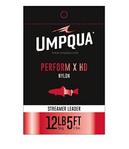 Umpqua Perform X HD Streamer Leader 5'