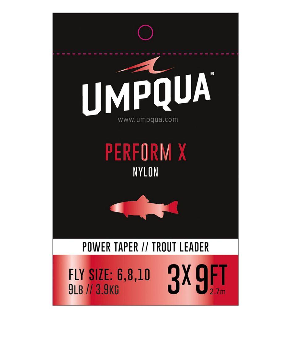 Umpqua Perform X Power Leader 7.5'