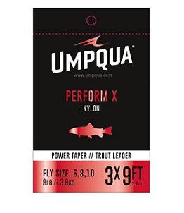 Umpqua Perform X Power Leader