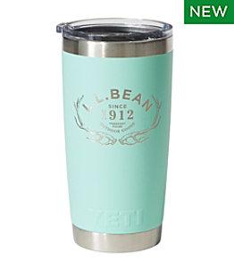 L.L.Bean Yeti Rambler Tumbler Antler 20 Ounce