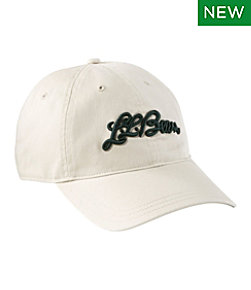 Adults' Cotton Baseball Hat, Katahdin Logo
