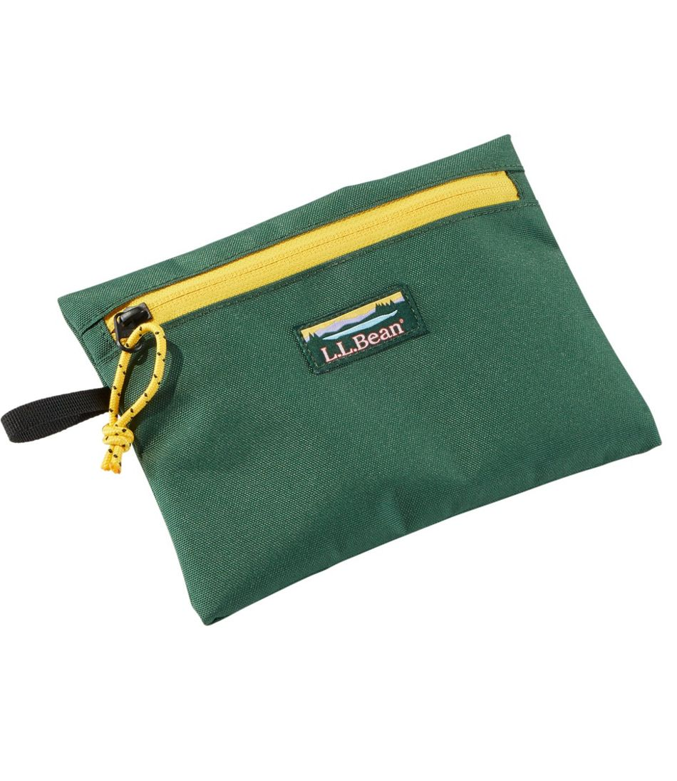 Accessory Zip Pouch