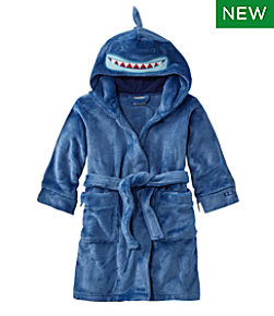 Toddlers' Cozy Animal Robe