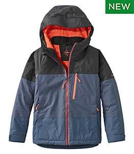 Kids' Wildcat Waterproof Ski Jacket