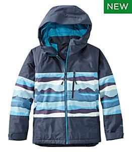 Kids' Wildcat Waterproof Ski Jacket