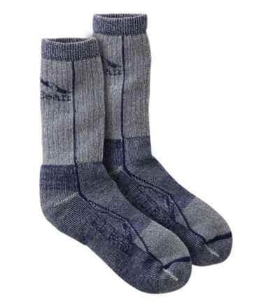 Adults' Cresta Wool No Fly Zone Lightweight Hiking Socks, Crew