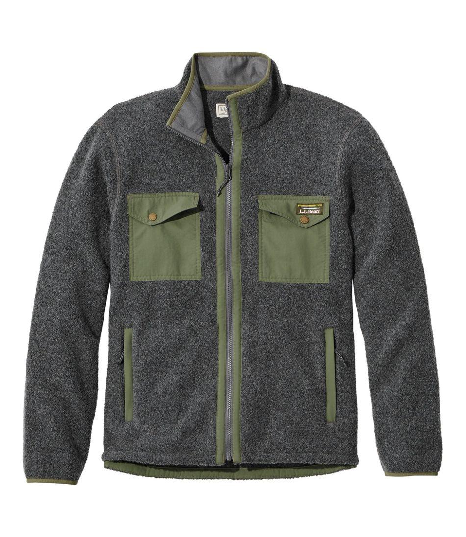 Men's Northwoods Wool Jacket