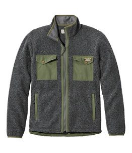 Men's Northwoods Wool Jacket
