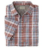 Men's Cool Weave Shirt, Short Sleeve