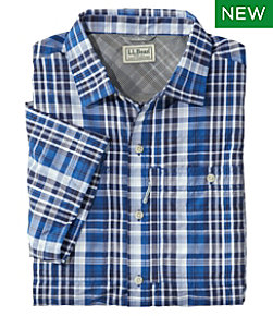 Cool Weave Short Sleeve Shirt Men's Regular
