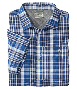 Men's Cool Weave Short-Sleeve Shirt