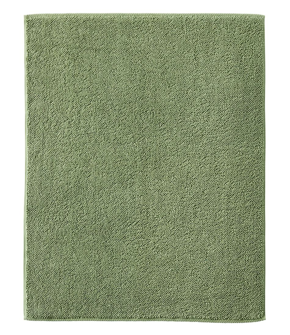 Organic Textured Cotton Bath Mat