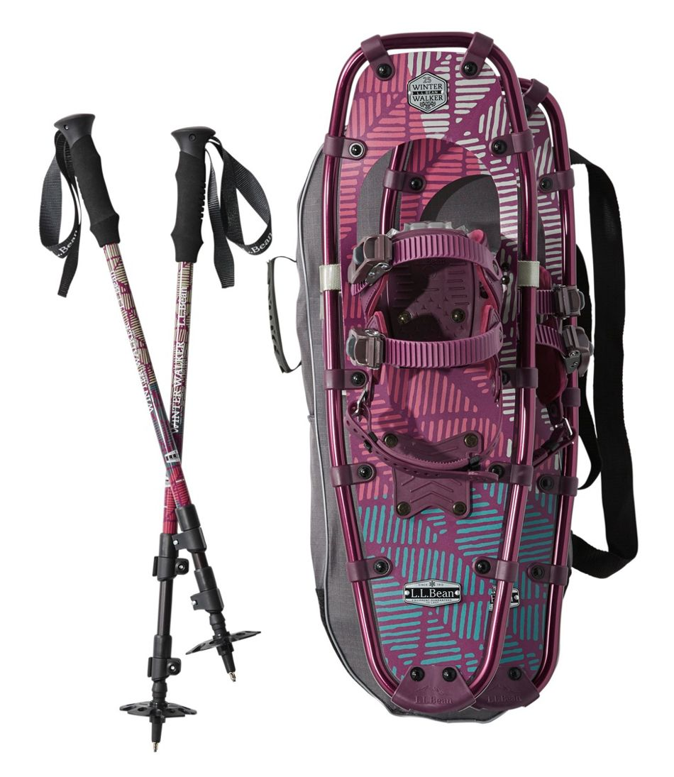 Women's Winter Walker Snowshoe Package