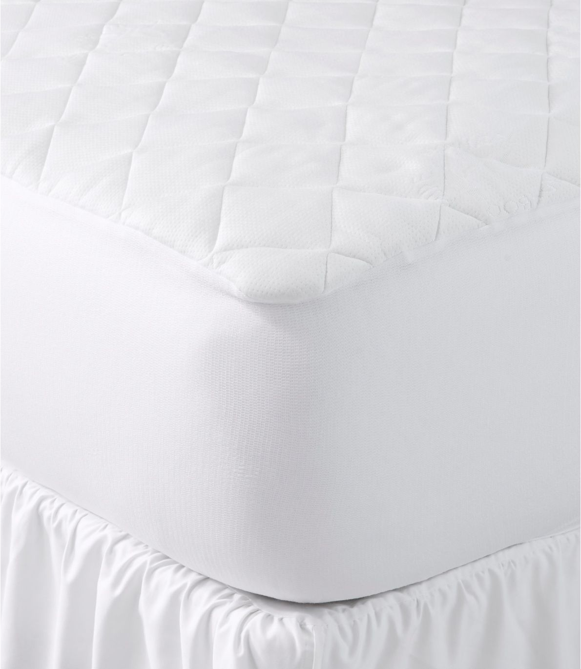 Knit Top Waterproof Mattress Pad