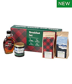 L.L.Bean Breakfast Set