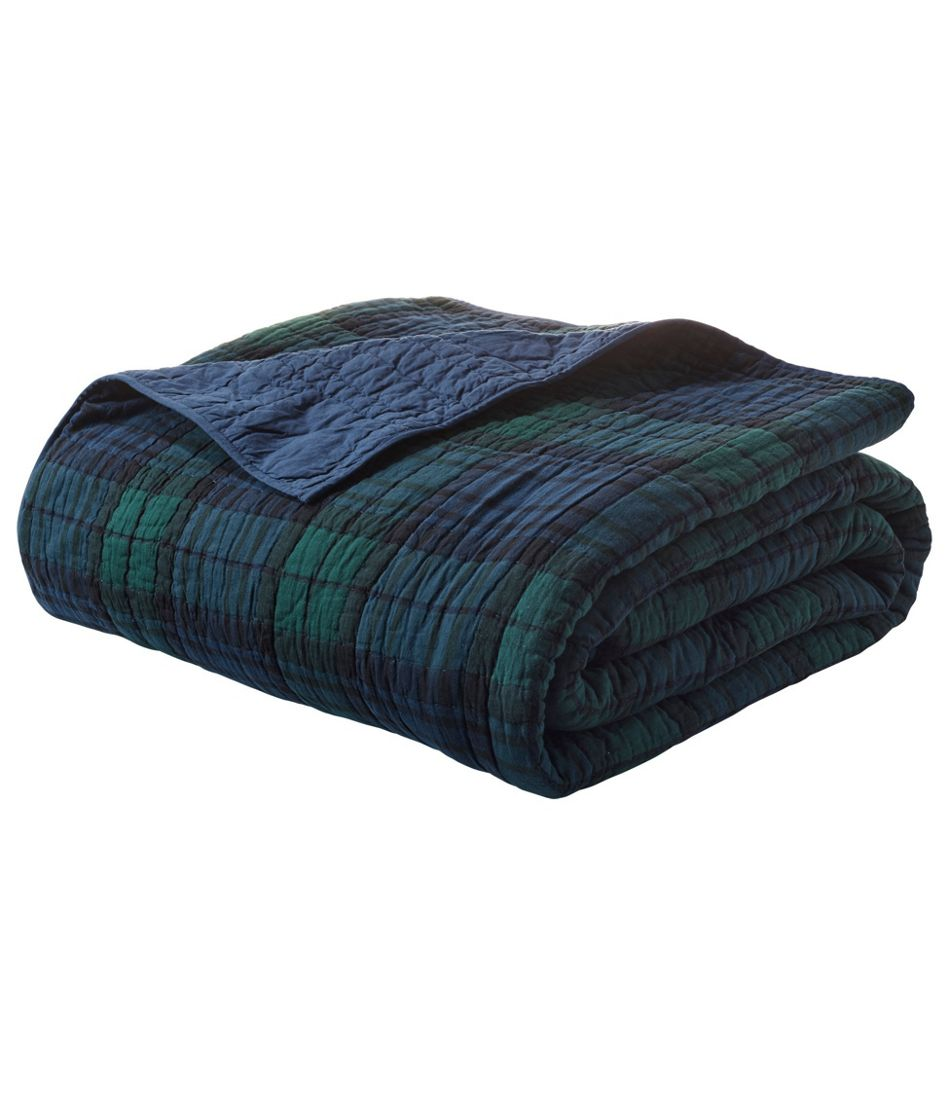 Whole Cloth Plaid Quilt Collection
