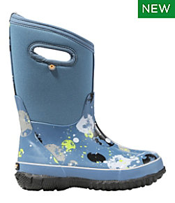 Kids' Bogs Classic Moon Boots