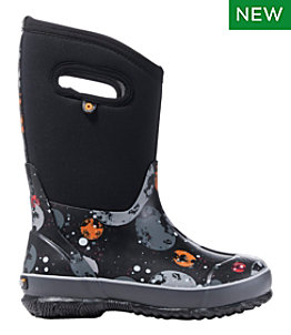 Kids' Bogs Classic Moon Boots
